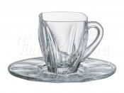 """Набор """"Нептун"""" (150мл.чашка+блюдце) на 6перс.12пр."""
