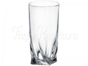 """Набор стаканов """"Квадро"""" 350 мл"""