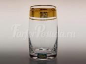 """Набор стаканов """"Панто Золото  431346"""" 250мл."""