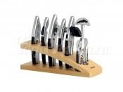 Набор инструментов матовый хром 7 предметов Undina