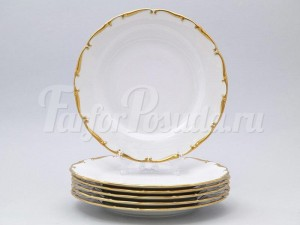 "Набор тарелок 25 см 6/1 ""АГ 841"""