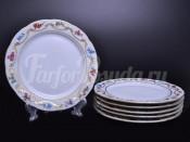 """Набор тарелок """"Венеция Блюмен"""" 17 см. 6шт."""