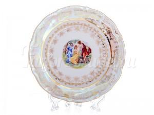 """Набор тарелок """"Мадонна"""" 19см. 6шт."""