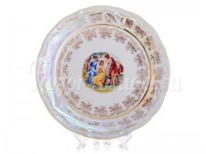 """Набор тарелок """"Мадонна"""" 24см. 6шт."""
