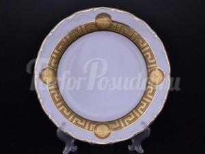 """Набор тарелок """"Медуза МГ 879"""" 21см.6шт."""