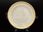 "Набор тарелок  20 см ""Gold Ornaments cream-3064"""
