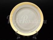 "Набор тарелок  17 см ""Gold Ornaments cream-3064"""