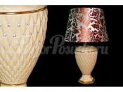 Большая овальная настольная лампа Египет