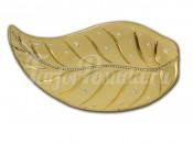 Декоративное блюдо Листок