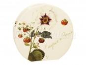 Ваза для цветов (круглая) Земляничная поляна