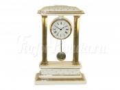 Настольные часы   Damasco Swarowsky White
