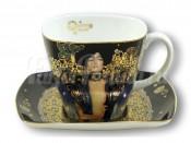 Чашка с блюдцем Юдифь