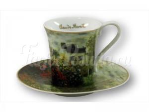 Чашка с блюдцем Дом художника