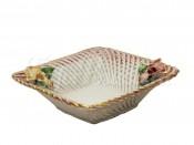 Блюдо декоративное  h7см (розовое)