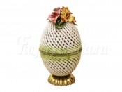 Ваза декоративная (яйцо)