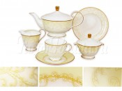 Чайный сервиз 41 предмет на 12 персон Версаль