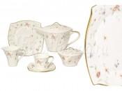 Чайный сервиз 41 предмет на 12 персон Весна. Narumi