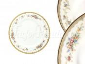 Набор из 6 десертных тарелок  Наслаждение