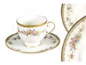 Чашка с блюдцем Наслаждение