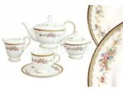 Чайный сервиз 17 предметов на 6 персон Наслаждение