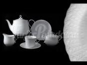 Чайный сервиз 41 предмет на 12 персон Шёлк