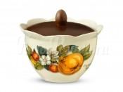 Банка для сыпучих продуктов  19см, 1,8л Итальянские фрукты
