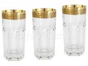 6 стаканов для воды Версаче
