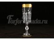 6 бокалов для шампанского Версаче