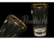 Набор  6 хрустальных стаканов для воды Сорренто
