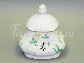 """Шкатулка для чай. пакет. 0.65 л """"Зеленые листья Мэри-Энн"""""""