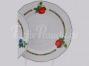 """Набор тарелок мелких 6 шт. 25 см """"Фруктовый сад Мэри-Энн"""""""