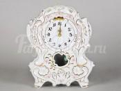 """Часы каминные 32 см """"Мелкий цветок Соната"""""""