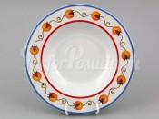 """Набор глубоких тарелок 23 см 6 шт. """"Восточная коллекция""""."""