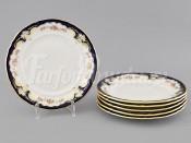 """Набор тарелок десертных 6шт 19см """"Соната 1257"""""""