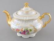 "Чайник 1.50 л ""Цветы перламутр Соната"""