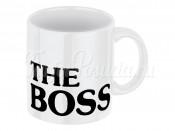 "Кружка ""Вехтерсбах - Boss"" белая"