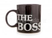 "Кружка ""Вехтерсбах - Boss"" черная"