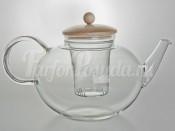 """Чайник заварочный с ситом """"Trendglas"""" 2л. T00103514"""