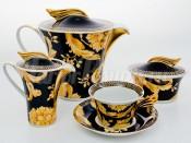 """Сервиз чайный """"Ванити"""" на 6 персон 15 предметов"""