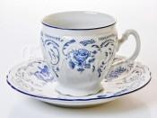 """Набор для чая """"Бернадот 24074""""(чашка160мл.+блюдце) на 6перс.12пред. выс.н/н"""