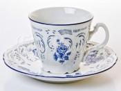 """Набор для чая """"Бернадот 24074""""(чашка160мл.+блюдце) на 6перс.12пред. выс."""