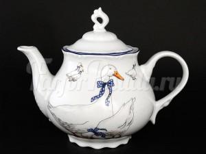 """Чайник 1,2 л """"Гуси"""" Констанция"""