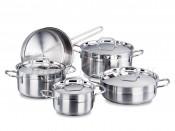 Набор кастрюль со сковородой 5 пр.: кастрюля 2,0 л., кастрюля 3,5 л., кастр