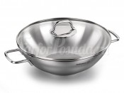 Cковорода-Вок 28x8,5 см A1519 Perla Wok