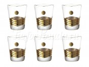 Набор стаканов из 6 шт.400 мл.