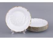 """Набор тарелок из 6 шт.""""Симона"""" диаметр 19 см."""