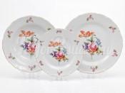 """Набор тарелок для сервировки стола """"Полевой цветок ОФ512"""" 18шт."""