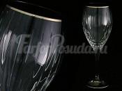 """6 бокалов для вина """"Пиза серебро"""""""