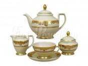 """Чайный сервиз """"Медина"""" на 6 персон 21 предмет"""