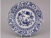 """Набор тарелок 25 см """"Гжель Мэри-Энн"""" Leander"""